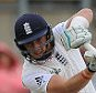 Ashes 1st Test. Cardiff. England v Australia 08/06/15: Kevin Quigley/Daily Mail/Solo Syndication Joe Root