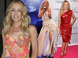 Mandatory Credit: Photo by David Fisher/REX Shutterstock (4898005f)  Kylie Minogue  Lancome 80th anniversary party, Autumn Winter 2015, Haute Couture, Paris Fashion Week, France - 07 Jul 2015
