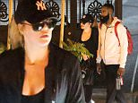 Please contact X17 before any use of these exclusive photos - x17@x17agency.com   Khloe Kardashian and James Harden leave an intimate dinner at E.P. and L.P. , a hot new restaurant  in Beverly Hills where after their low key date, he opens the car door for her.  July 8, 2015 X17online.com