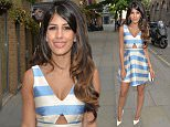 LONDON, UNITED KINGDOM - JULY 08: Jasmin Walia seen at Hammersmith Apollo for a singing event on July 8, 2015 in London, England.    PHOTOGRAPH BY Eagle Lee / Barcroft Media UK Office, London. T +44 845 370 2233 W www.barcroftmedia.com USA Office, New York City. T +1 212 796 2458 W www.barcroftusa.com Indian Office, Delhi. T +91 11 4053 2429 W www.barcroftindia.com