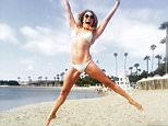 leannrimesJUMP FOR JOY #summer @bettinis_swimwear #silliness