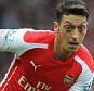 LONDON, ENGLAND - APRIL 26:  Mesut Ozil of Arsenal during the Barclays Premier League match between Arsenal and Chelsea at Emirates Stadium on April 26, 2015 in London, England.  (Photo by Stuart MacFarlane/Arsenal FC via Getty Images)