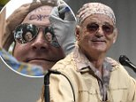 "Bill Murray attends ""Rock the Kasbah"" panel on day 1 of Comic-Con International on Thursday, July 9, 2015, in San Diego, Calif. (Photo by Chris Pizzello/Invision/AP)"