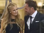 09.JUL.2015 - LONDON - UK *** EXCLUSIVE ALL ROUND PICTURES *** PARIS HILTON AND NEW BOYFRIEND THOMAS GROSS MAKE OUT AT SISTER NICKY'S PRE WEDDING PARTY HELD AT CLARIDGES HOTEL BAR IN LONDON. PARIS WAS SPOTTED COMING OUT FOR SOME FRESH AIR WITH HER NEW BOYFRIEND THOMAS GROSS, HER SISTER NICKY AND HER MUM AND OTHER FRIENDS. AFTER HER MUM TOOK PICS OF THE FAMILY, PARIS AND THOMAS SHARED A VERY RAUNCHY KISS IN FULL VIEW OF HER FAMILY. PICTURED EARLY HOURS OF THURSDAY MORNING BYLINE MUST READ : XPOSUREPHOTOS.COM ***UK CLIENTS - PICTURES CONTAINING CHILDREN PLEASE PIXELATE FACE PRIOR TO PUBLICATION *** **UK CLIENTS MUST CALL PRIOR TO TV OR ONLINE USAGE PLEASE TELEPHONE  442083442007