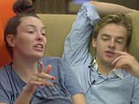 ****Ruckas Videograbs****  (01322) 861777 *IMPORTANT* Please credit Channel Five for this picture. 08/07/15 Big Brother - Channel 5 Day 58 Grabs from the 10pm show Office  (UK)  : 01322 861777 Mobile (UK)  : 07742 164 106 **IMPORTANT - PLEASE READ** The video grabs supplied by Ruckas Pictures always remain the copyright of the programme makers, we provide a service to purely capture and supply the images to the client, securing the copyright of the images will always remain the responsibility of the publisher at all times. Standard terms, conditions & minimum fees apply to our videograbs unless varied by agreement prior to publication.