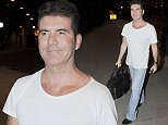 9 Jul 2015 - MANCHESTER - UK  SIMON COWELL ARRIVES BACK AT HIS HOTEL IN MANCHESTER AT 1AM AFTER A LATE START IN FILMING AS THEY TRY TO CATCH UP AFTER MISSING MONDAY AND TUESDAY DUE TO THE DEATH OF SIMONS MOM   BYLINE MUST READ : XPOSUREPHOTOS.COM  ***UK CLIENTS - PICTURES CONTAINING CHILDREN PLEASE PIXELATE FACE PRIOR TO PUBLICATION ***  **UK CLIENTS MUST CALL PRIOR TO TV OR ONLINE USAGE PLEASE TELEPHONE   44 208 344 2007 **