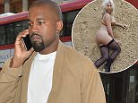 LONDON, UNITED KINGDOM - JULY 09: Kanye west was at haymarket theatre to watch Bradley cooper in the elephant man on july 09, 2015 in London, England. \nPHOTOGRAPH BY Eagle Lee / Barcroft Media\nUK Office, London.\nT +44 845 370 2233\nW www.barcroftmedia.com\nUSA Office, New York City.\nT +1 212 796 2458\nW www.barcroftusa.com\nIndian Office, Delhi.\nT +91 11 4053 2429\nW www.barcroftindia.com