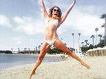 leannrimesJUMP FOR JOY #summer @bettinis_swimwear #silliness