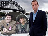 Photograph shows Tom Parker Bowles, stepson to Prince charles in Sydney to promote his new cooking show, The Hotplate, to air on channel nine. Photographs by Dean sewell/Daily Mail.Taken Tuesday 7th July 2015.