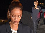Mandatory Credit: Photo by Buzz Foto/REX Shutterstock (4900325b)  Rihanna arrives at Up and Down Night Club after attending Kevin Harts show at the Barley Center  Rihanna out and about, New York, America - 09 Jul 2015