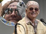 """Bill Murray attends """"Rock the Kasbah"""" panel on day 1 of Comic-Con International on Thursday, July 9, 2015, in San Diego, Calif. (Photo by Chris Pizzello/Invision/AP)"""