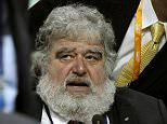 FIFA executive member Chuck Blazer attends the 61st FIFA congress at the Hallenstadion in Zurich June 1, 2011. Sepp Blatter cleared the final obstacle to a fourth term as FIFA president on Wednesday when delegates decided overwhelmingly to proceed with the vote, but soccerís woes deepened with fresh calls for a probe into Qatar being awarded the 2022 World Cup.   REUTERS/Arnd Wiegmann (SWITZERLAND - Tags: SPORT SOCCER HEADSHOT)