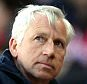 Football manager Alan Pardew of Crystal Palace reacts during the Barclays Premier League match between Sunderland and Crystal Palace at Stadium of Light in Sunderland, England.    SUNDERLAND, ENGLAND - APRIL 11:   (Photo by Nigel Roddis/Getty Images)