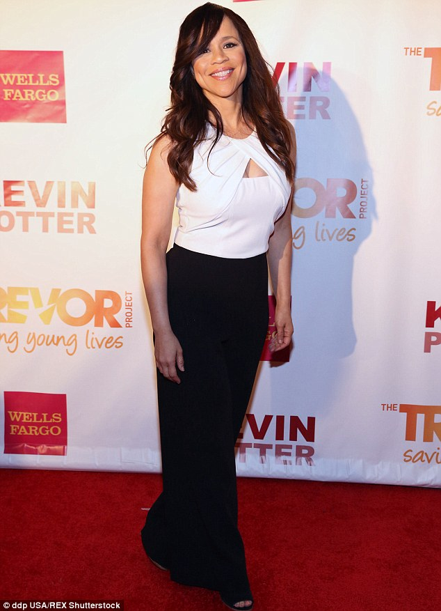 Exodus: Rosie Perez will be leaving The View according to a Tuesday report from Deadline
