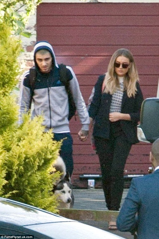 United:Despite his relationship with Little Mix star Perrie Edwards seeming to be better than ever since Zayn left 1D, some fans felt the need to once again try and convince Zayn to end his engagement