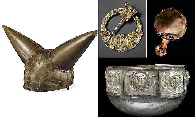 Celts: Art and Identity exhibition reveals history of ancient Celtic culture