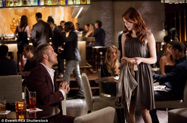 First: The first time that Emma and Ryan starred together was in 2011's dramedy Crazy, Stupid, Love