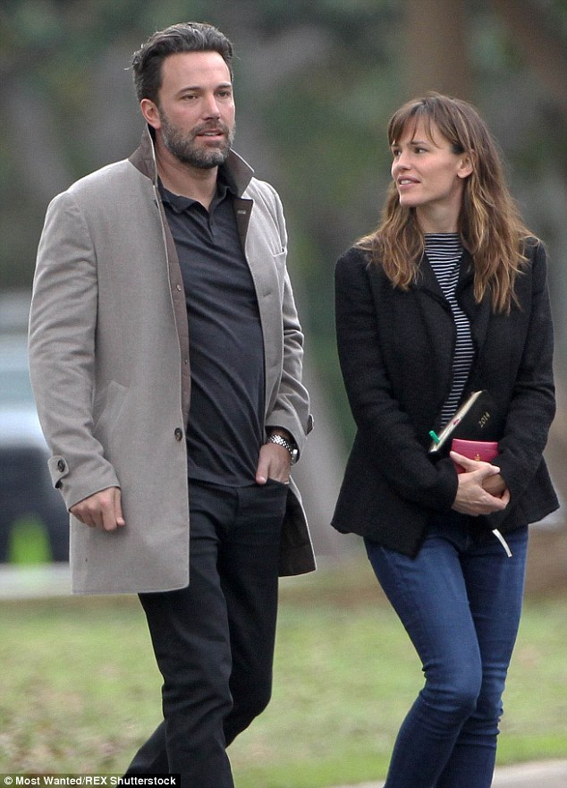 An insider told Dailymail.com of Affleck: 'He's a dedicated father and family guy,' adding 'there are two sides to every split.'