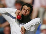 Cricket - England v Australia - Investec Ashes Test Series First Test - SWALEC Stadium, Cardiff, Wales - 9/7/15  Englandís Moeen Ali in action bowling  Action Images via Reuters / Jason Cairnduff  Livepic