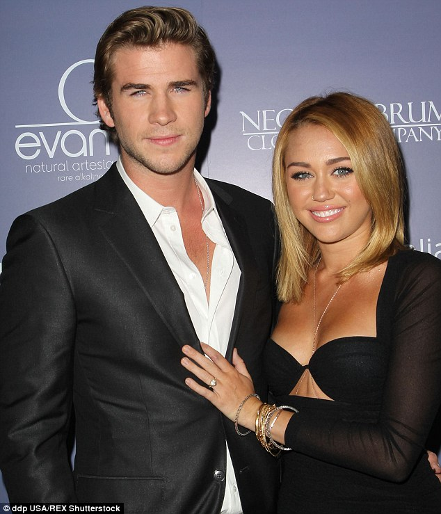 The ex files: The star (pictured 2012) put dating to one side so he could concentrate on his acting career after splitting from Miley in 2013
