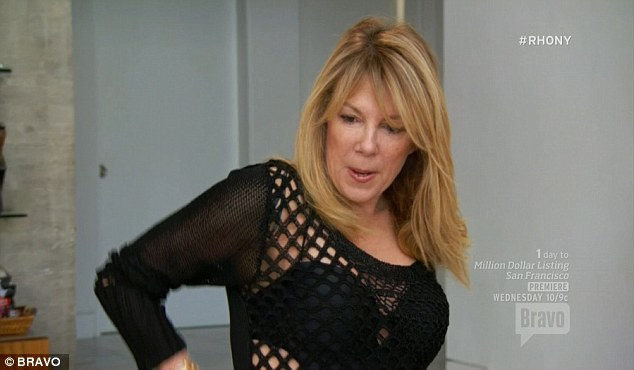 Called out: Ramona was scolded by Carole for her rude behavior