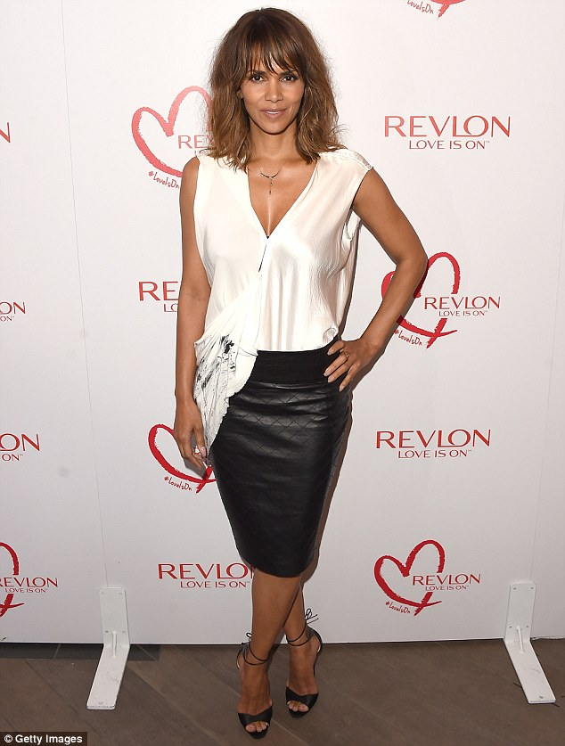 Tough transition: Halle Berry, shown in June in Los Angeles, admitted the transition from Hollywood films to a weekly television show was 'tough' in an article on Wednesday