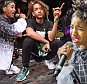 5 Jul 2015 - LONDON - UK  JADEN & WILLOW SMITH PERFORMING AT DAY 3 OF NEW LOOK WIRELESS FESTIVAL 2015 AT FINSBURY PARK.  BYLINE MUST READ: TIMMS/XPOSUREPHOTOS.COM  BYLINE MUST READ : XPOSUREPHOTOS.COM  ***UK CLIENTS - PICTURES CONTAINING CHILDREN PLEASE PIXELATE FACE PRIOR TO PUBLICATION ***  **UK CLIENTS MUST CALL PRIOR TO TV OR ONLINE USAGE PLEASE TELEPHONE   44 208 344 2007 **