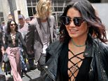San Diego Comic-Con International 2015 - Celebrity Sightings\nFeaturing: Vanessa Hudgens\nWhere: San Diego, California, United States\nWhen: 10 Jul 2015\nCredit: Tony Forte/WENN