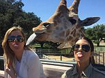 Khloe Kardashian Instagram with Kourtney