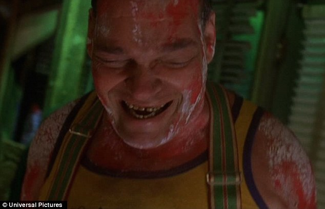 Beloved actor: Irwin was a character actor, who notably starred in House Of 1000 Corpses