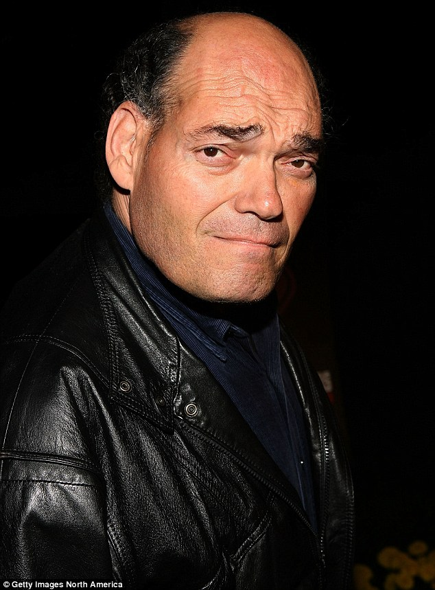 Gone too soon: Irwin Keyes, pictured in 2007, died on Wednesday at the age of 63