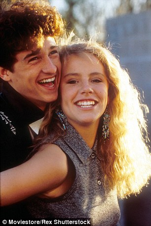 Peterson starred with Patrick Dempsey in romantic comedy Can't Buy Me Love