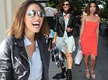 9 Jul 2015 - LONDON  - UK  CELEBRITYS PICTURED ARRIVING AT THE ANUAL ITV SUMMER TIME PARTY   BYLINE MUST READ : XPOSUREPHOTOS.COM  ***UK CLIENTS - PICTURES CONTAINING CHILDREN PLEASE PIXELATE FACE PRIOR TO PUBLICATION ***  **UK CLIENTS MUST CALL PRIOR TO TV OR ONLINE USAGE PLEASE TELEPHONE   44 208 344 2007 **