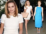 LONDON, ENGLAND - JULY 09:  Hannah Tointon attending the ITV summer party in Notting Hill on July 9, 2015 in London, England.  (Photo by Mark Robert Milan/GC Images)