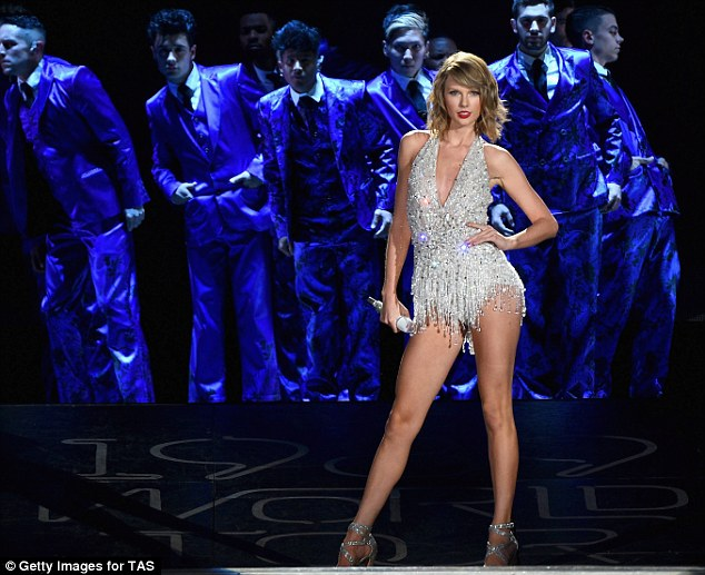 Globe-trotter: The feisty blonde kicked off her 1989 World Tour in Tokyo in May with the tour continuing until the end of the year