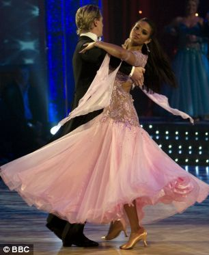 The Strictly Come Dancing dresses
