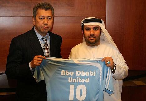 Abu Dhabi United Group