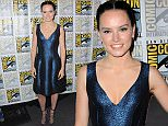 SAN DIEGO, CA - JULY 10:  Actress Daisy Ridley attends the Lucasfilm panel during Comic-Con International 2015 at the San Diego Convention Center on July 10, 2015 in San Diego, California.  (Photo by Albert L. Ortega/Getty Images)