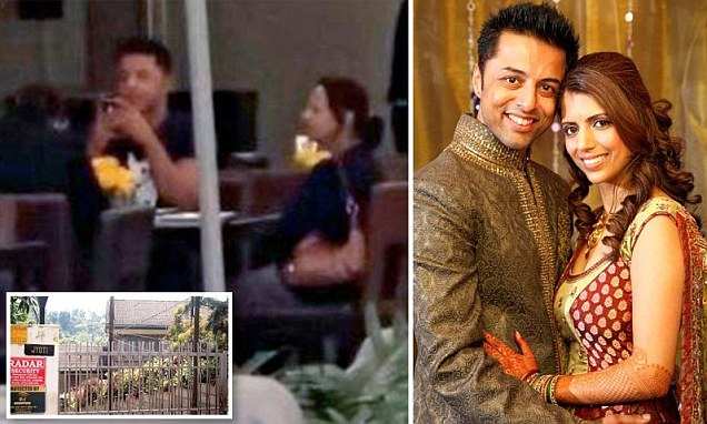 Anni Dewani's family bump into Shrien who they blame for her death