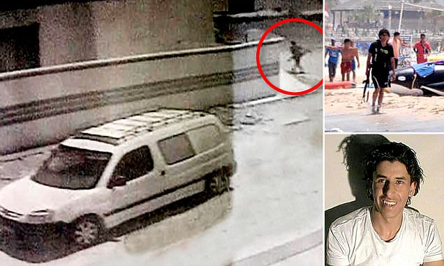 Video shows ISIS dropping off Tunisia gunman minutes before attack