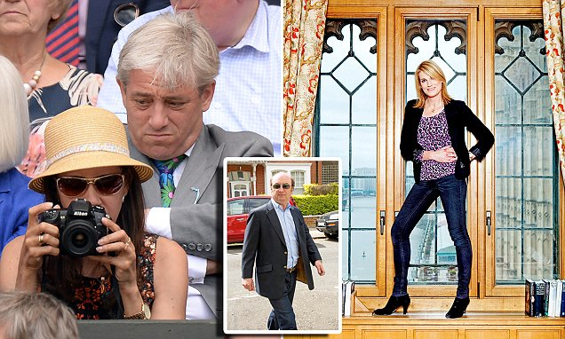 John Bercow to take wife Sally back after affair with his cousin