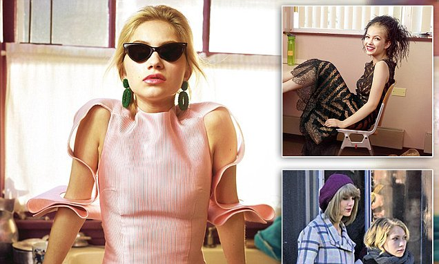 TAVI GEVINSON: world's most influential teenager on fashion, feminism and getting sound