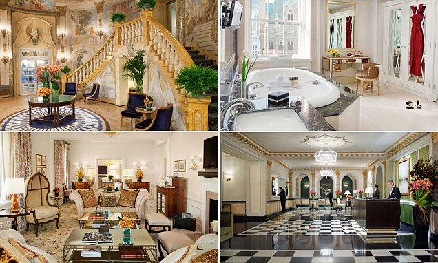 New York City's most expensive apartment costs $500,000 a MONTH