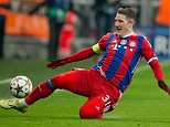 epa04841570 (FILE)  Munich's Bastian Schweinsteiger in action during the UEFA Champions League group E soccer match between Bayern Munich and CSKA Moscow, in Munich, Germany, 10 December 2014. As German media reports Manchester United is signing Schweinsteiger.  EPA/SVEN HOPPE