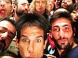 benstillerDAIYE #66 CREW PHOTO  #ZOOLANDER2 #ROMA #CREWSTEEL 2 more days... Going to miss this place!