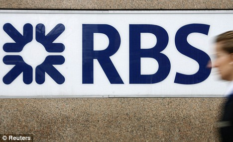The Royal Bank of Scotland's shares rose above the Government offer, which could entice shareholders to buy them