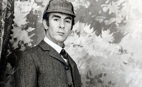 Conan Doyle created one of the most enduring fictional characters: Sherlock Holmes, as portrayed by Robert Stephens in a 1970 film