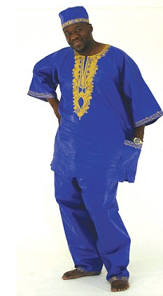 African robe