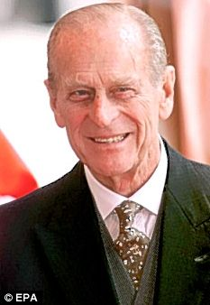 Ann tells how Prince Philip once was forced to eat humble pie over a 'joke'