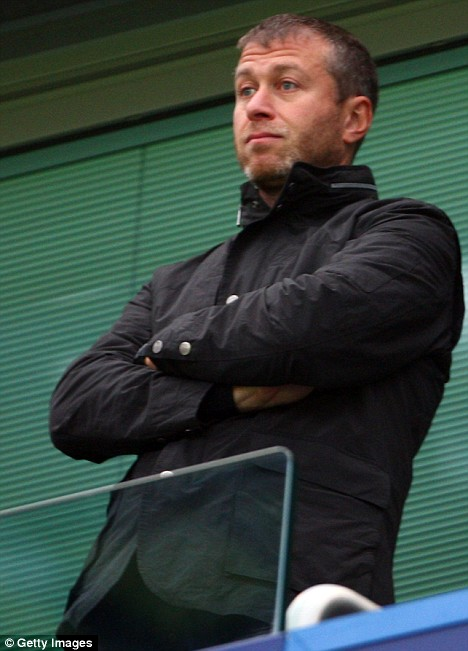 Roman Abramovich watches the match against Sunderland at the Bridge but might never have become the Chelsea owner